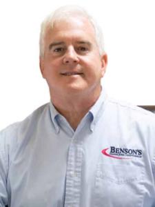 Profile History Benson Green
